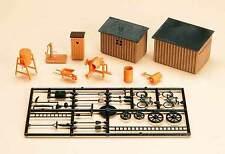 Auhagen H0, TT 42571: Schuppen Set