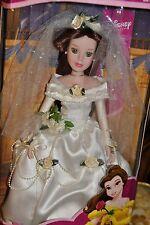 Disney Wedding Belle Doll