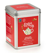 English Tea Shop Spiced Red Fruits Organic Loose Leaf Tea 100g (pack of 2)