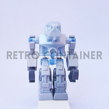 LEGO Minifigures - 1x exf010 - Robot Devastator 3 - Exo Force Omino Minifig 7703