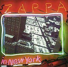 Zappa in New York von Zappa,Frank | CD | Zustand sehr gut