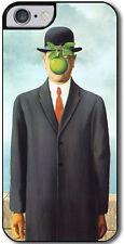 Cover per iPhone 6 e 6s con stampa The son of man, Il figlio dell'uomo, Magritte