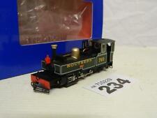"Heljan 009 Narrow Gauge Lynton & Barnstable 2-6-2 Loco ""EXE"" 760 Bx 99511"