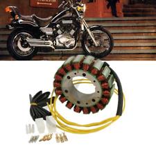 Motorcycle Magneto Stator Coil  For Generator SUZUKI GV1200 MADURA 1985-1986