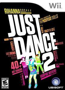 Just Dance 2 - Nintendo  Wii Game