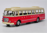 1/43 Scale SKODA 706RTO KAROSA Beijing Bus #32 PVC Model Collection NIB