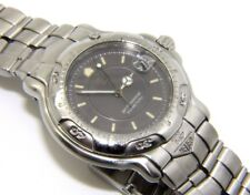 Mens / Gents TAG HEUER Watch WH1112 6000 SERIES  No Box / Papers