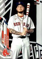 2020 Topps Update Alex Verdugo Base #33 - Boston Red Sox