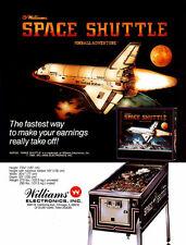 Williams pinball Space shuttle system 9 speech chip set