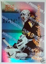 1996-97 Select Certified PATRICK LALIME Mirror Blue RC Rare 1:200 Pack SP /36