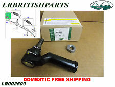 LAND ROVER STEERING TIE ROD END INNER LR2 RIGHT SIDE OEM NEW LR002609