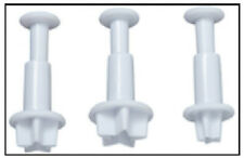 3 Star Cutters For Cake Decorating Plastic Cake Cutters Tala