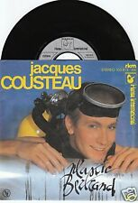 PLASTIC BERTRAND Jacques Cousteau 45/GER/PIC
