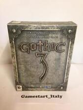 GOTHIC 3 COLLECTOR'S EDITION EDIZIONE CARTONATA ITALIANA PC NEW SIGILLATO RARE