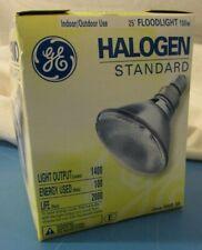 GE General Electric Halogen Standard 100 Watt Floodlight 25' PAR 38 In/Outdoor