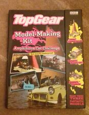 Top Gear Model-Making Kit: Amphibious Car Challenge (Hardback) - NEW