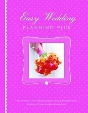 Easy Wedding Planning Plus Paperback Alex Lluch