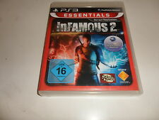 PlayStation 3  PS 3  Infamous 2 [Essentials]