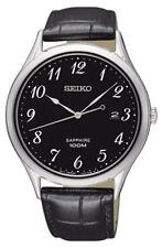 Seiko Mens Watch With Sapphire Glass SGEH77P1 RRP £169