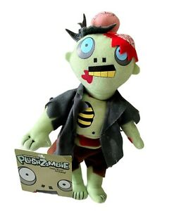 ThinkGeek Dismember Me Plush Zombie Toy Discontinued 2008 Halloween