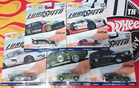 Hot Wheels Euro Speed Car culture Choise/Choix lot ou à l'unitè ( N22)