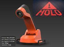 Triangolo Stradale Laser Elettronico HOLO Olografico Made in Italy SUZUKI