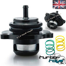 FORD FOCUS ST MK2 & RS MK2 fit RECIRCULATING DUMP VALVE BLOW OFF BOV VALVE BLACK