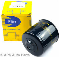 Skoda Felicia 1.9 D 1995>2001 64HP EOF065 Engine Oil Filter Straight Diesel