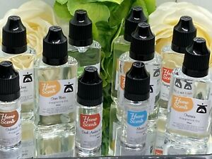 BUY 4 GET 1 FREE -  PREMIUM  FRAGRANCE OILS, OIL BURNERS -  DIFFUSERS - 2 SIZES