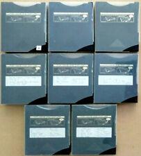 Lot of 8 Pioneer Six Compact Disc Magazine Cartridge Prw1141 w/ Sleeves Home Car
