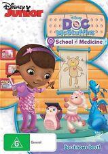 Doc Mcstuffins - School Of Medicine (DVD, 2015) R4
