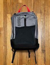 NWOT Element Equipment Ultimate Boot Bag Backpack Gray Red Black Ski Snowboard