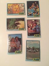 Dukes of Hazard trading cards