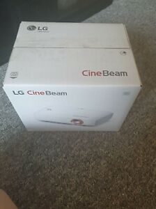 LG CineBeam PH510PG Home Theater Projector - White