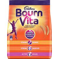 Cadbury Bournvita Health Drink Refill 750 gm Free Shipping