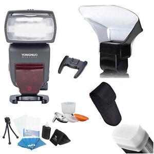 Yongnuo YN685 Flash TTL HSS For Nikon D5500 D5600 D3400 11 PC Pro kit Lambency
