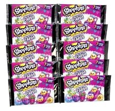 Season 4 Shopkins Collector 24 Sealed Trading Cards Packs