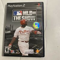 MLB 08 the Show PLAYSTATION 2 (PS2) Sports (Video Game) Complete Free Shipping