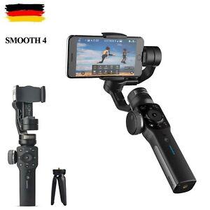 Zhiyun Smooth 4 3-Achsen Gimbal Stabilisator für iPhone Handy Smartphones