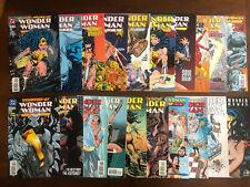 New listing John Byrne Wonder Woman Lot 101-128 Nm 20 Books Total
