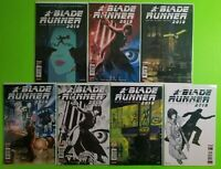 Blade Runner 2019 #2 - #3 - #4  A/B/C/D NM Titan Comics 2019 (U-Pick)