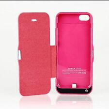 Étuis, housses et coques roses simples iPhone 5 pour téléphone mobile et assistant personnel (PDA)