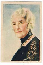 1936 Spanish Nestle Film Star Paper Thin Stamp Sticker  #87 May Robson