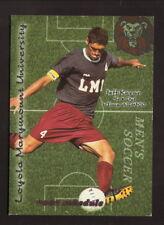 Loyola Marymount Lions--2002 Soccer Pocket Schedule