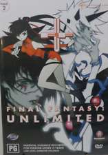 Final Fantasy - Unlimited (Phase 2) DVD R4