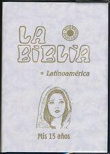 Biblia - Edicion Especial- Quinceañera - Letra Grande- Catolica! Mis Quince Años