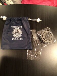 Whistling Straits Golf Valuables Bag Ryder Cup 2020 Bag Tag/Divot/marker New!!!