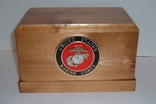 ADULT MILITARY CREMATION URN (MARINE CORPS)