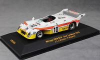 IXO Mirage GR8 Ford DFV 2nd place 1976 Le Mans 24H Lafosse & Migault LMC063 1/43