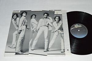 DAVID JOHANSEN In Style LP 1979 Epic Records Canada JZ-36082 ex-New York Dolls